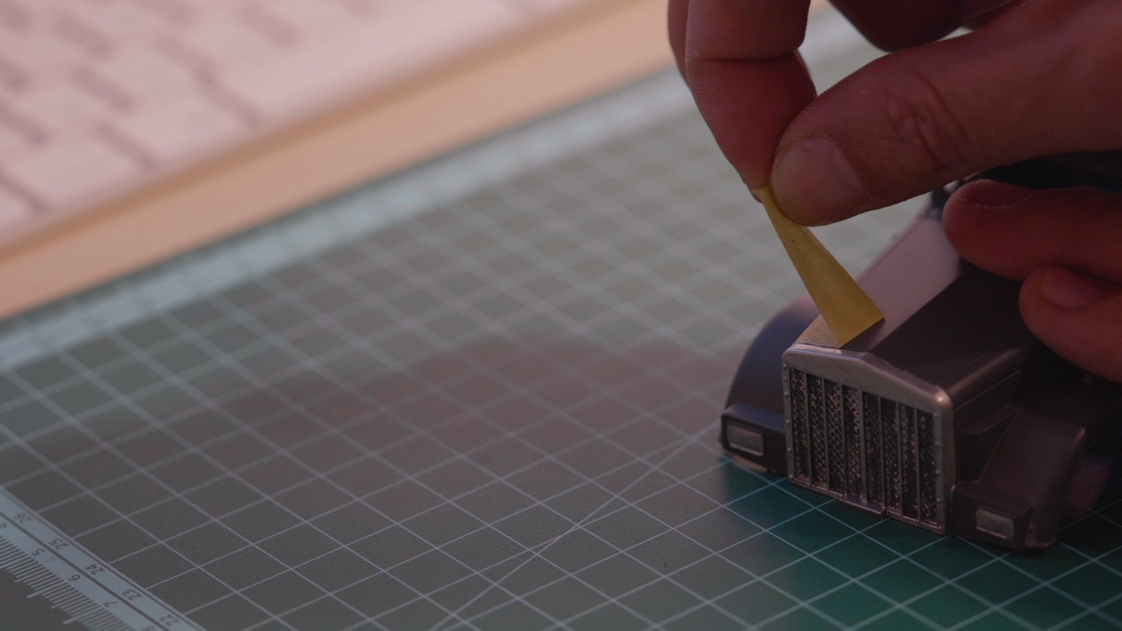 タミヤワイルドミニ四駆「ブルヘッドジュニア」の塗装