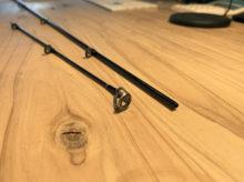折れた釣竿を保証修理!ダイワのロッドをアフターサービスで直す