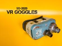 【偏愛DIY#07】5G元年に備えてVRゴーグルを未来仕様に妄想リメイク