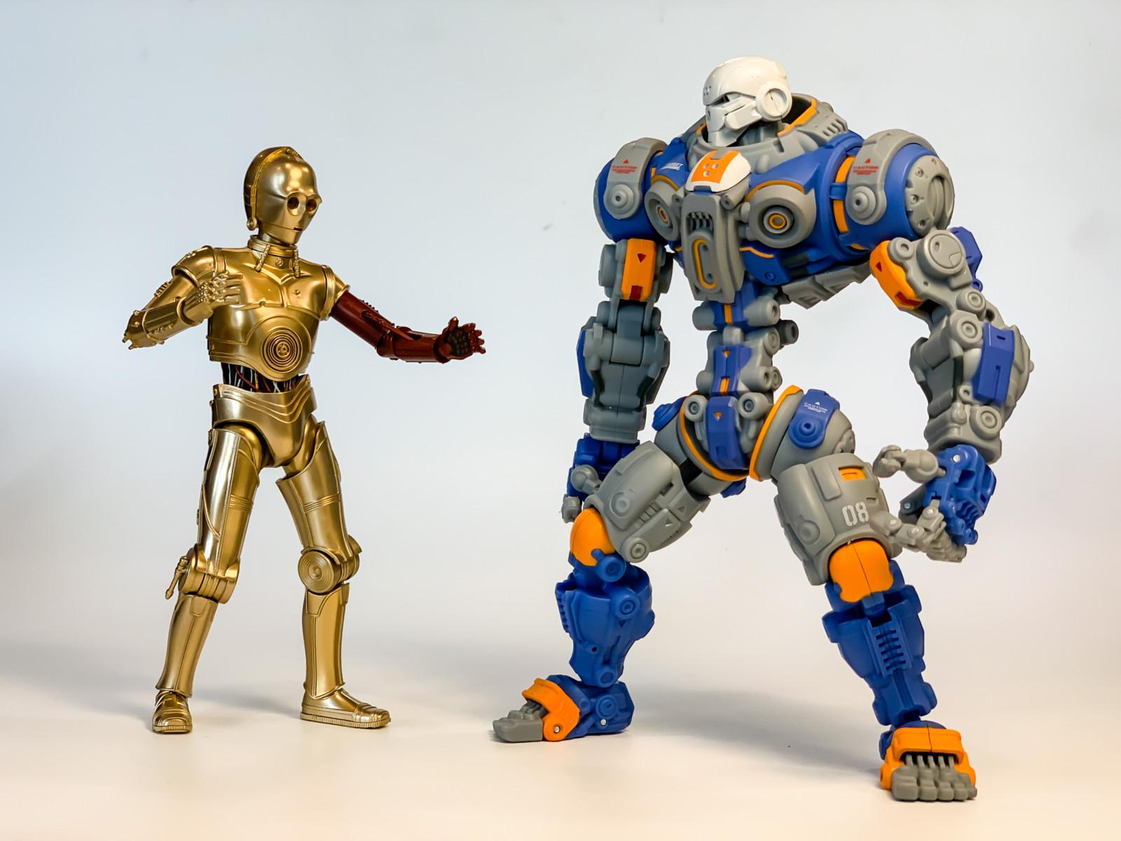 Toynotch astrobots apolloレビュー