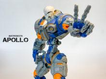 SFロボット好きにはたまらない!「Astrobots Apollo」が所有欲を刺激する