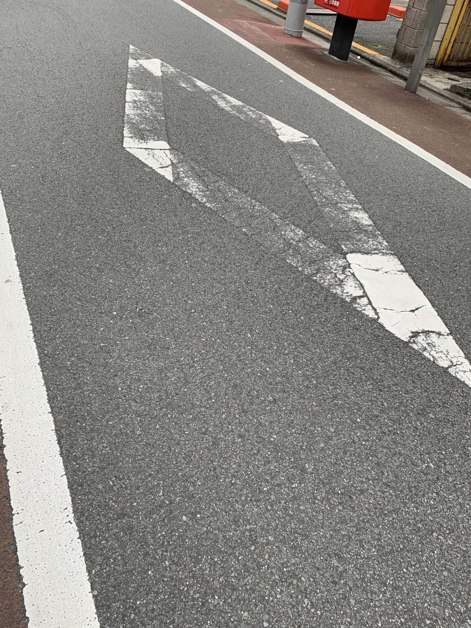 簡単に出来る道路のジオラマ