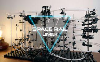 空間認識能力を高める知育玩具「スペースレール レベル4」が完全にオモチャの領域を超えていた