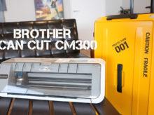 DIY・ラジコンに使える!自分好みのステッカーが作れる「brother スキャンカットCM300」